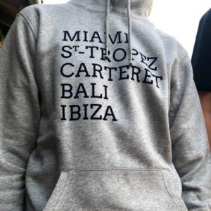 """Vêtements """"Carteret"""""""